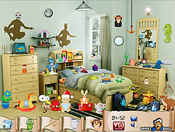 Tots Room game