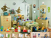 Tots room Spiele
