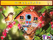 Play Painting birds Game