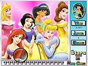 Play Disney hidden numbers Game
