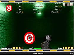 Training Targets game