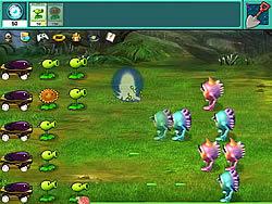 เล่นเกมฟรี Plants vs Aliens