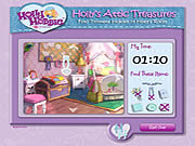 Play Holly s attic treasures Game