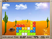 Play Gold rush puzzle Game