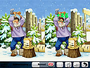 Cold winter 5 differences Gioco