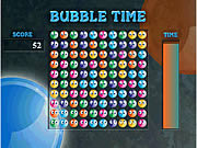 Play Bubble time Game