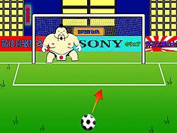 Sumo Shootout game