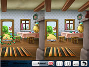 Play Funny day 5 differences Game