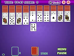 Spades Spider Solitaire 2 game