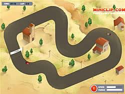 Permainan Rural Racer