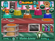 Play Doli fancy pizzeria Game