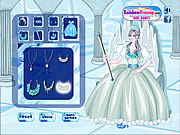 Play Ice queen Game