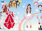 Play Dress up doll 3 Game