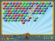 Bubble shooter 3 Gioco