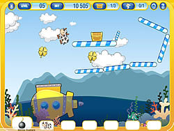 Freaky Cows Gold Mania game