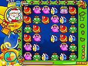 Play Santa blob Game