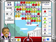 Play Obama bubbles Game