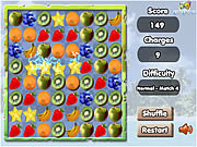 Play Fruitshock Game