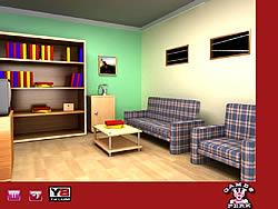 Permainan Simple Room Escape