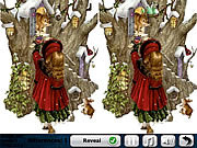 Play Winter holidays Game