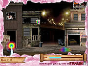 Jugar Magical unicorn rainbow magic Juego