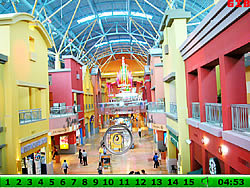 Hidden Numbers Shopping Mall game