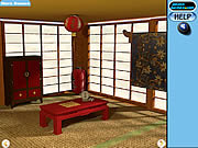 Play Chinese room escape Game