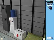 Panic Room Escape game