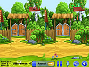 Play Vivid dreams 5 differences Game