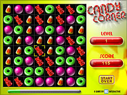 Candy Corner game