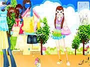 Play Dress up doll 2 Game