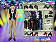 Rebelde Stars - Diego game