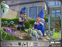 Permainan Gnomeo and Juliet - Hidden Objects