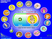 Play Rock paper scissor 25 Game