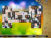 Black and White Mahjong 2 game
