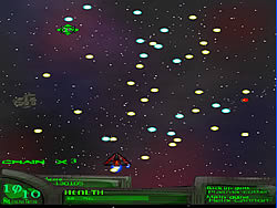 Enkai The Galactic War game