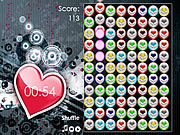Valentine Hearts Game game