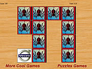 Play Cars logo memory matching 2 Game