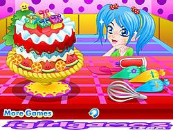 Dream Cake game