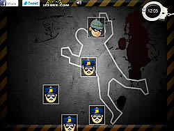 Police vs Thief game