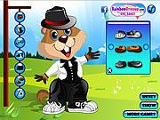 Play Cute groundhog Game