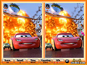 Play Spot the difference - cars Game