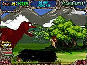 Play Dino panic game Game