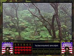Играть бесплатно в игру Sergeant O'Melly