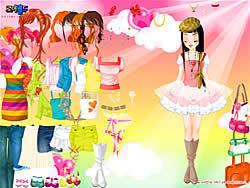 Jogar jogo grátis Happy Girl 5