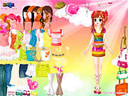 Play Happy girl 5 Game