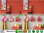 Play Love heart 5 differences Game