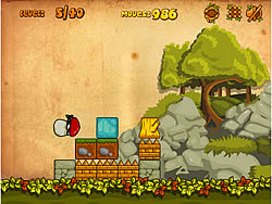 Ninja Mushroom game