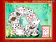 Ancient china solitaire Gioco
