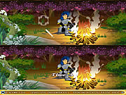 Play Knight s quest difference Game